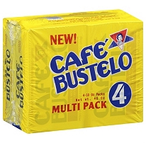 Cafe Bustelo Coffee Espresso Brick Pack