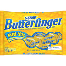 Butterfinger with a $325 order
