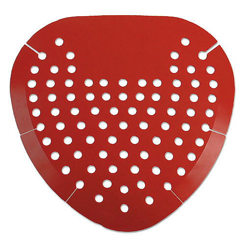 Deluxe Vinyl Cherry Deodorizing Urinal Screen