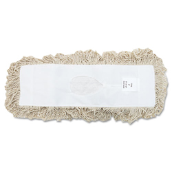 Dust Mop Head Hygrade Cotton 18x5