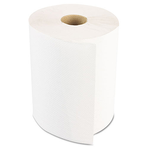 Boardwalk 8x350 White Hardroll Paper Towels