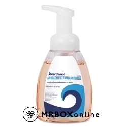 Boardwalk Antibacterial Foam Hand Soap 7.5 ounces