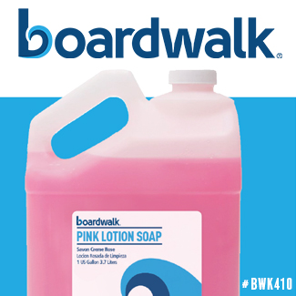Boardwalk Pink Lotion Soap