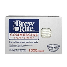 Brew Rite� Commercial Coffee Filters