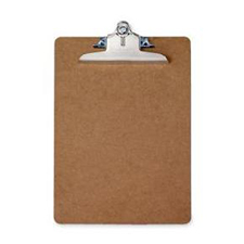Brown Clipboards