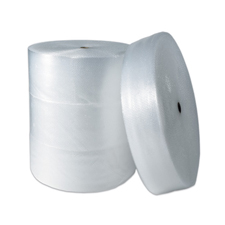 3/16x300 4 rolls of 12 roll  Perf 12 Small Bubble Wrap