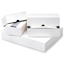 Business Card and Letterhead Box