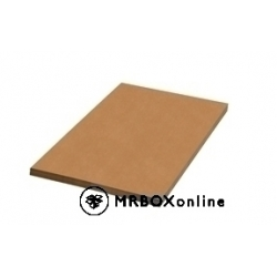 48x96 Single Wall Cardboard Sheets