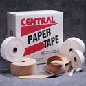Central 140 Light Weight White Gummed Tape 1x500