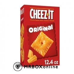 Cheeze-It free with an order of $325