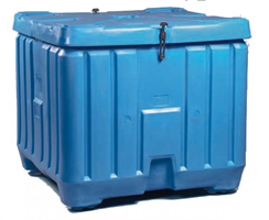19 Cubic foot Insulated Chest Containers