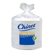 Chinet� Classic White Paper Plates 165 count