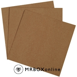 12x12 .022 Chipboard Sheets