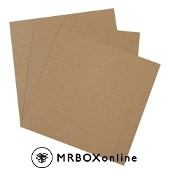 8.5x11 .030 Chipboard Sheets