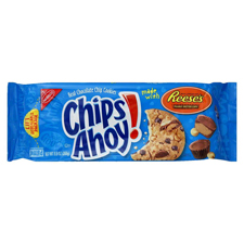 Chips Ahoy Reeses free with a $225 order