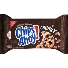 Free Gift:Chips Ahoy Chunky Cookies with a $225 order