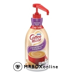 Coffeemate Coffee Creamer Liquid Sweetened Original 1500ML