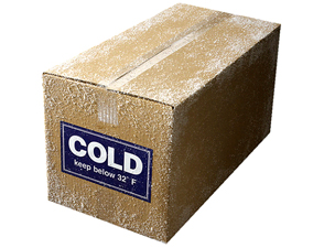 Cold Temperature 2x110 Clear Tapes