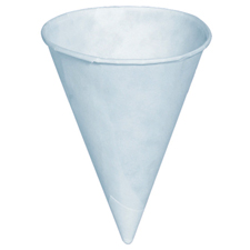 Cone Cups 4.5 ounce