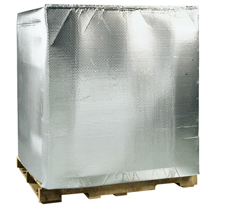 48x40x60 Cool Shield Bubble Pallet Cover
