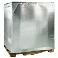 "48""x40\""x48\"" Cool Shield Bubble Pallet Cover"