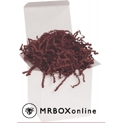 Burgundy Crinkle Cut 10 pound