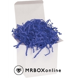 Royal Blue Crinkle Cut 10 pound
