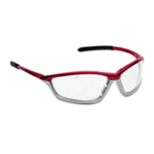 Shock Wraparound Safety Glasses