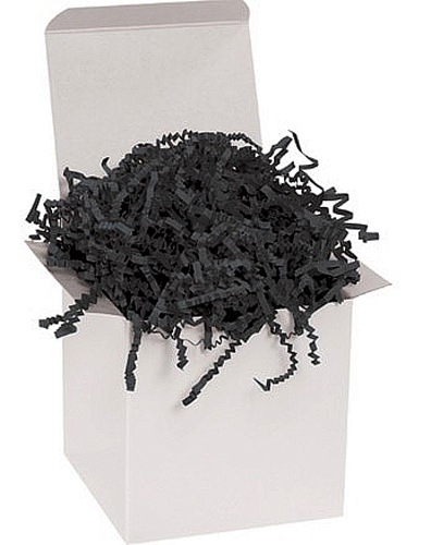 Black Crinkle Cut 10 pound