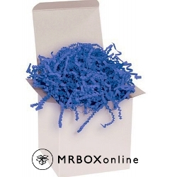 Navy Blue Crinkle Cut 10 pound