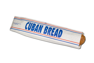 Cuban Bread Bag