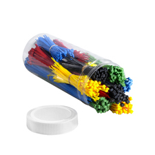 Cable Tie Kits - Assorted Colors