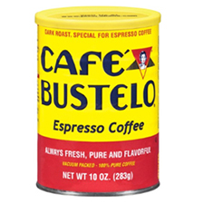Cafe Bustelo Coffee Espresso 10 Ounce Can