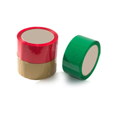 Colored Coded Box Tape