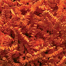 Orange Crinkle Cut 10 pound
