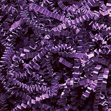 Purple Crinkle Cut 10 pound