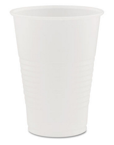 7 ounce Clear Translucent Cups