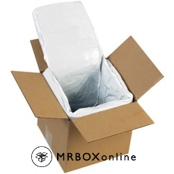 6x6x6 Deluxe Thermal Insulated Box Liners