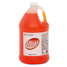 Dial Antimicrobial Liquid Soap-CASE