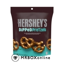 Hershey's Dipped Pretzels with a $475.00 order