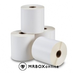 3x3 Desktop Direct Thermal Labels 1 ID core