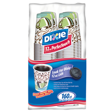 Dixie Hot Cups 160 ct