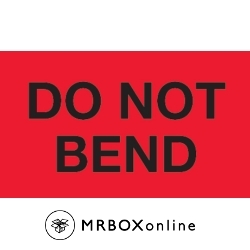 3x5 Do Not Bend