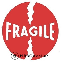 4x4 Fragile Labels Cracked