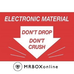 2x3 Electronic Material Dont Drop