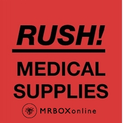 4x4 Rush Medical Supplies