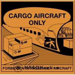 4-1/4x4-1/4 Cargo Aircraft Only