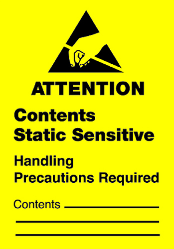 2x3 Attention Contents Static Sensitive Labels