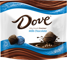 Dove Promises Milk Chocolate with a $325 order