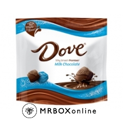Dove Promises Dark Chocolate with a $475 order